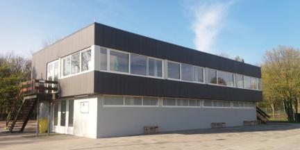 interieur & meubelontwerp clubhuis