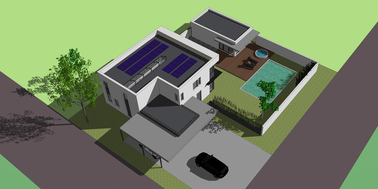 Huis ontwerpen 3d simple plattegrond ontwerpen gratis for Huis in 3d ontwerpen